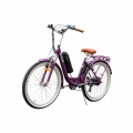 Vega Family S (Электровелосипед Vega Family S (каретка Shimano, аморт. вилка, черный))