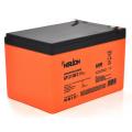MERLION AGM GP12120F2 PREMIUM (Акумуляторна батарея MERLION AGM GP12120F2 PREMIUM 12V 12Ah (150x98x95(100)) Orange Q6)