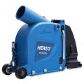 HERZO HCD45U (Насадка для УШМ HERZO HCD45U 125 mm (штроборез на 2 диска) для відводу пилу)