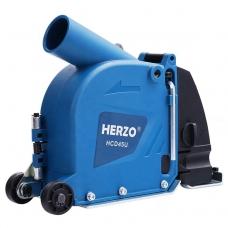 Насадка для УШМ HERZO HCD45U 125 mm (штроборез на 2 диска) для отвода пыли, HERZO HCD45U, Насадка для УШМ HERZO HCD45U 125 mm (штроборез на 2 диска) для отвода пыли фото, продажа в Украине