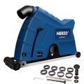 HERZO HCD79X (Насадка для УШМ HERZO HCD79X 230 mm (різка) для відводу пилу)