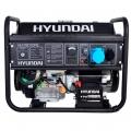 Бензиновый генератор Hyundai HHY 9010FE, Hyundai HHY 9010FE, Бензиновый генератор Hyundai HHY 9010FE фото, продажа в Украине