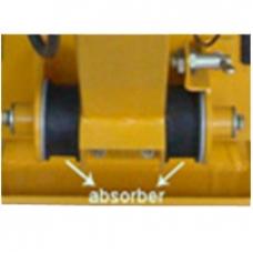 Амортизатор виброплиты (сайлентблок) HONKER ABSORBER OF C60T, HONKER ABSORBER OF C60T, Амортизатор виброплиты (сайлентблок) HONKER ABSORBER OF C60T фото, продажа в Украине