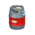 HPCR-G.4, 12,7л (Композитно-полімерний балон газовий HPCR-G.4, 12,7л (Чехія, під український редуктор))