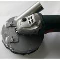 кожух на болгарку 180 мм (Захисний кожух для відводу пилу з знімною частиною на болгарку 180 мм)