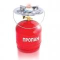 Комплект газовый кемпинговый INTERTOOL GS-0005 5л, INTERTOOL GS-0005 5л, Комплект газовый кемпинговый INTERTOOL GS-0005 5л фото, продажа в Украине