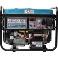 Генератор бензиновый KONNER&SOHNEN KS 10000E ATS купить, фото