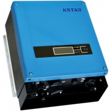 Солнечный сетевой инвертор KSTAR KSG-3.2K-DM, KSTAR KSG-3.2K-DM, Солнечный сетевой инвертор KSTAR KSG-3.2K-DM фото, продажа в Украине