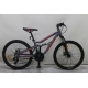 "Велосипед CROSSER Legion 24"" темно-серый, CROSSER Legion 24"", Велосипед CROSSER Legion 24"" темно-серый фото, продажа в Украине"