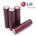 LG ICR18650HG2 (Акумулятор 18650 Li-Ion Original LG ICR18650HG2 (LGDBHG21865), 3000mAh, 20A, 4.2/3.6/2.5V)