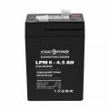 Аккумулятор LogicPower LPM 6-4.5 AH, LogicPower LPM 6-4.5 AH, Аккумулятор LogicPower LPM 6-4.5 AH фото, продажа в Украине