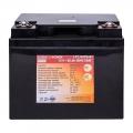 LiFePO4 50AH 12v (BMS 50A) пластик  (Літій-залізо-фосфатний акумулятор LiFePO4 50AH 12v (BMS 50A) пластик )