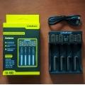 Зарядное устройство LiitoKala Lii-402, LiitoKala Lii-402, Зарядное устройство LiitoKala Lii-402 фото, продажа в Украине