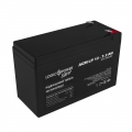 LogicPower LP 12-7.2 AH SILVER (Аккумулятор LogicPower LP 12-7.2 AH SILVER)