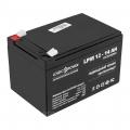 LogicPower LPM 12 - 14 AH (Акумуляторна батарея LogicPower LPM 12 - 14 AH)