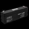 LogicPower LPM 12-2.3 AH (Акумуляторна батарея LogicPower LPM 12-2.3 AH)