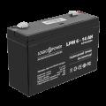 LogicPower LPM 6-14 AH (Аккумуляторная батарея LogicPower LPM 6-14 AH)