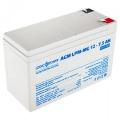 LogicPower LPM-MG 12 - 7.5 AH (Аккумуляторная батарея мультигелевая LogicPower LPM-MG 12 - 7.5 AH)