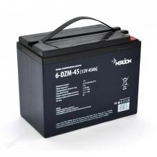 Тяговая аккумуляторная батарея MERLION 6-DZM-60, 12V 60Ah (265 x 168 x 215) Q1, MERLION 6-DZM-60, Тяговая аккумуляторная батарея MERLION 6-DZM-60, 12V 60Ah (265 x 168 x 215) Q1 фото, продажа в Украине