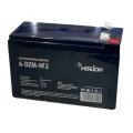 MERLION 6-DZM-9 (Тягова акумуляторна батарея MERLION 6-DZM-9, 12V 9Ah F2, (150x65x 95 (100)