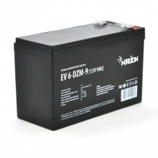 Тяговая аккумуляторная батарея MERLION EV 6-DZM-9, 12V 9Ah F2 (151*65*93), MERLION EV 6-DZM-9, Тяговая аккумуляторная батарея MERLION EV 6-DZM-9, 12V 9Ah F2 (151*65*93) фото, продажа в Украине