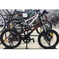 CROSSER 20*MTB 6S PREMIUM NEW (Підлітковий гірський велосипед CROSSER 20*MTB 6S PREMIUM NEW магний Shimano)