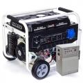 Бензиновый генератор Matari MX7000E-ATS, Matari MX7000E-ATS, Бензиновый генератор Matari MX7000E-ATS фото, продажа в Украине