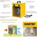 Электрическая тепловая пушка Master B 5 ECA, Master B 5 ECA, Электрическая тепловая пушка Master B 5 ECA фото, продажа в Украине
