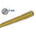 Nano-Sk 7мм (Арматура композитна Nano-Sk 8мм (аналог 12мм сталевий AIII))