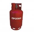Газовый баллон бытовой 27 л, Novogas 27 л, Баллон газовый бытовой Novogas 27 л фото, продажа в Украине