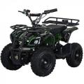 Profi HB-EATV 800N-10 V3 зеленый, камуфляж (Дитячий Електроквадроцикл Profi HB-EATV 800N-10 V3 зелений, камуфляж)