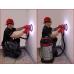 Шлифмашина для стен Workman R7241 с подсветкой, Workman R7241 с подсветкой, Шлифмашина для стен Workman R7241 с подсветкой фото, продажа в Украине