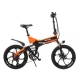 "Электровелосипед Maxxter RUFFER MAX (black-orange) (Shimano, 20"") , Maxxter RUFFER MAX (black-orange), Электровелосипед Maxxter RUFFER MAX (black-orange) (Shimano, 20"")  фото, продажа в Украине"