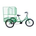RYMAR Цветочный (Триколісний вантажний велосипед RYMAR Квітковий)