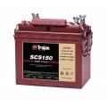 TROJAN SCS150 (12В, 100Ач)  (Тяговый/стартерный свинцово-кислотный аккумулятор TROJAN SCS150 (12В, 100Ач) )