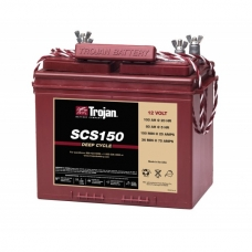 Тяговый/стартерный свинцово-кислотный аккумулятор Trojan SCS150 (12В, 100Ач) , Trojan SCS150 (12В, 100Ач) , Тяговый/стартерный свинцово-кислотный аккумулятор Trojan SCS150 (12В, 100Ач)  фото, продажа в Украине