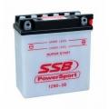 SSB 12N5-3B (Аккумуляторная батарея SSB 12N5-3B (5 Ач, 121*61*131 мм))