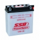 Аккумуляторная батарея SSB 12N5-3B (5 Ач, 121*61*131 мм), SSB 12N5-3B, Аккумуляторная батарея SSB 12N5-3B (5 Ач, 121*61*131 мм) фото, продажа в Украине