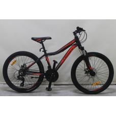 """Велосипед CROSSER Streаm 26"""" (рама 16"""", черный), CROSSER Streаm 26"""", Велосипед CROSSER Streаm 26"""" (рама 16"""", черный) фото, продажа в Украине"""
