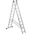 Алюминиевая трехсекционная лестница Stark SVHR 2x10, Stark SVHR 2x10, Алюминиевая трехсекционная лестница Stark SVHR 2x10 фото, продажа в Украине