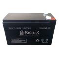 SolarX SXA 7-12 (Акумуляторна батарея SolarX SXA 7-12 AGM)