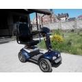 """Shoprider"" Англия (Електричний чотириколісний скутер ""Shoprider"" Англія)"