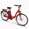 SkyBike LIRA (Електровелосипед SkyBike LIRA (350W-36V, червоний, синій))