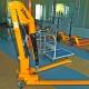Еврокран Staxx SC-2000D (2 тонны), Staxx SC-2000D, Еврокран Staxx SC-2000D (2 тонны) фото, продажа в Украине