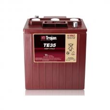 Тяговый свинцово-кислотный аккумулятор Trojan TE35 (6В), Trojan TE35 (6В), Тяговый свинцово-кислотный аккумулятор Trojan TE35 (6В) фото, продажа в Украине