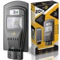 Vargo UNILITE 20W 6500K (Вуличний світильник на сонячній батареї LED Vargo UNILITE 20W 6500K (VS-109 545) )