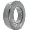 Ritar UTP (4*2*0.5) 4p 24 AWG CCA) (Кабель Ritar UTP (4*2*0.5) 4p 24 AWG CCA), изоляція ПВХ+ПЭ, для нар.   работ с тросом, 305м, Black, Corton BOX (450x450x500) Q1)