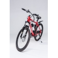 Uabike Twister A26 Red (Електровелосипед Uabike Twister A26 Red)