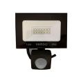 VARGO 10W 220V 6500K (V-330310) (Светодиодный LED прожектор VARGO 10W 220V 6500K (датчик движения))