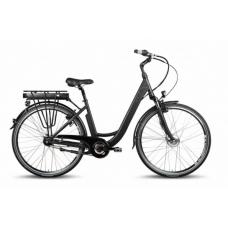 Электровелосипед VAUN Elisa by Mifa Schwarz, VAUN Elisa by Mifa Schwarz, Электровелосипед VAUN Elisa by Mifa Schwarz фото, продажа в Украине